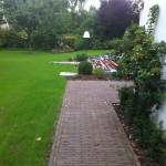 Am nagement d 39 une terrasse en bois et pierre wasquehal for Entretien jardin wasquehal