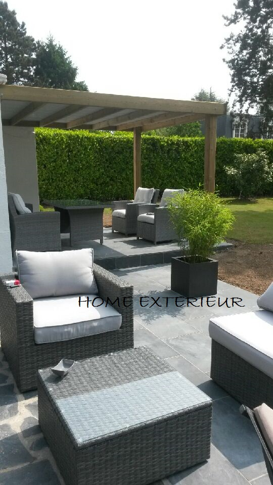 am nagement terrasse et pergola marcq en baroeul nord. Black Bedroom Furniture Sets. Home Design Ideas