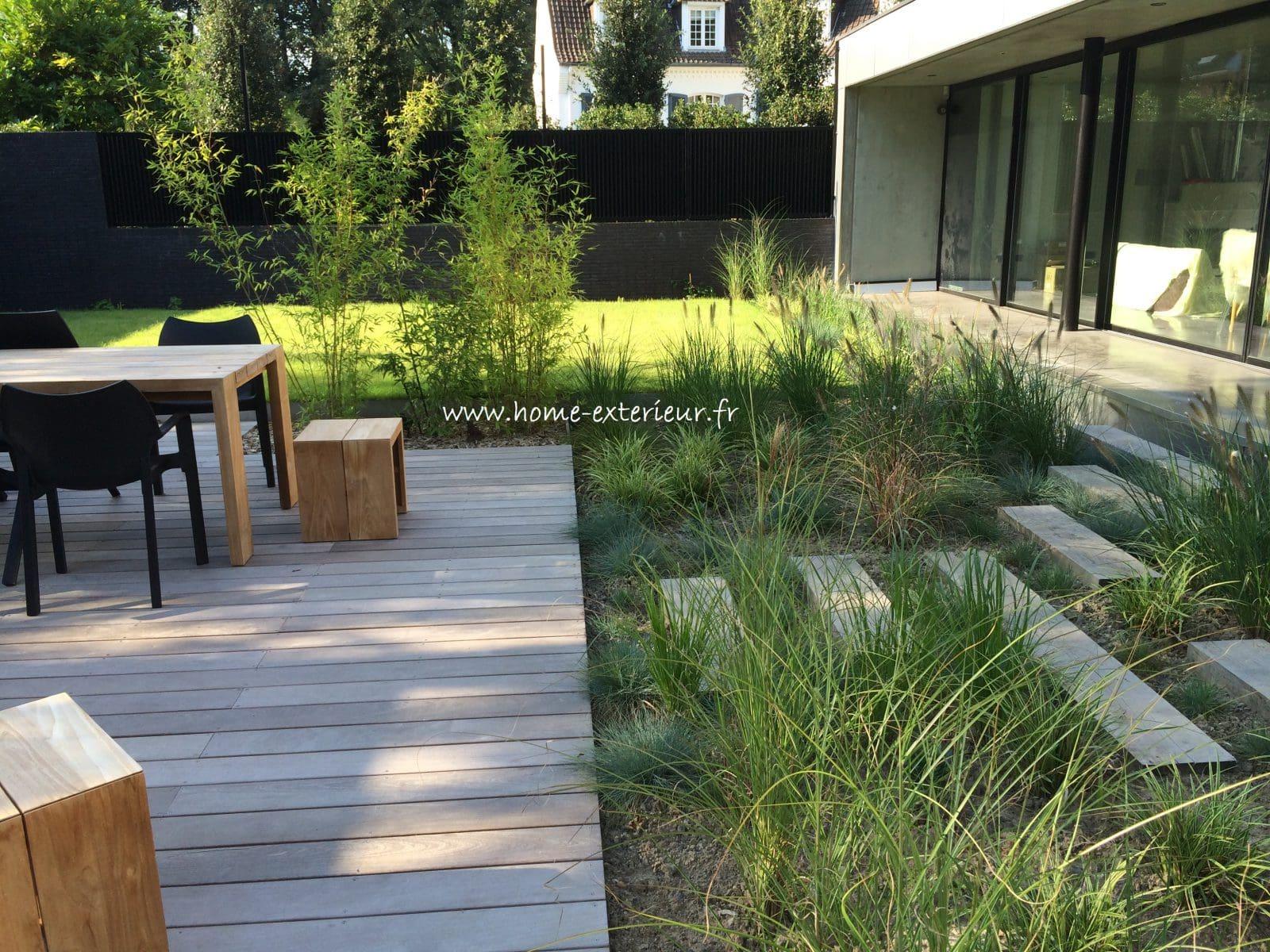 Architecte Paysagiste terrasses jardins - Nord - Lille ...