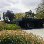 Carport sur mesure Aménagement conception jardin Home exterieur architecte paysagiste Warneton Lambersart Lille